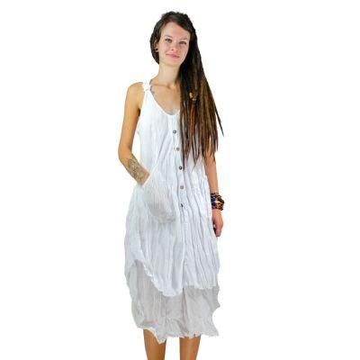 Kleid Nittaya White