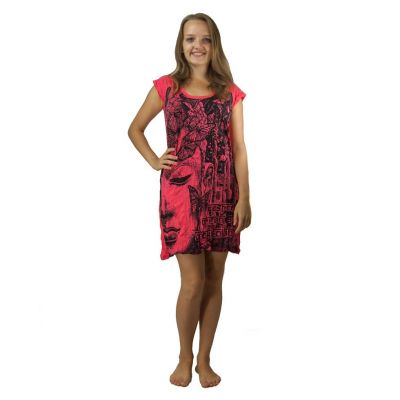 Kleid Sure Buddha's Butterflies Pink