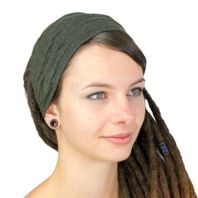 Khaki Haarband