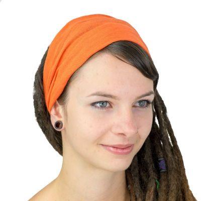 Orange Haarband
