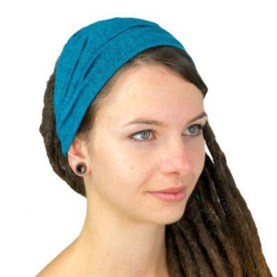 Türkis Haarband