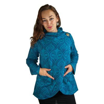 Mantel Kalavati Blue