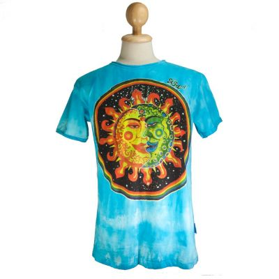 T-shirt Celestial Emperors Turquoise