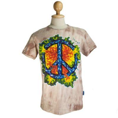 Herren t-shirt Sure Peace Brown | M, L, XL