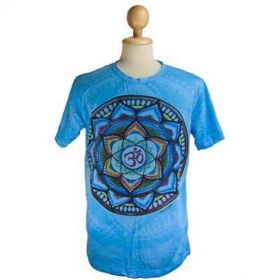 T-shirt Holy Lotus Turquoise