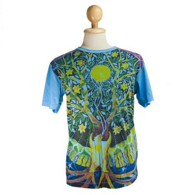 T-shirt Magical Tree Turquoise
