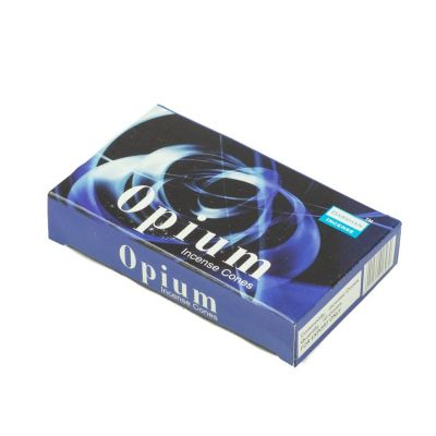 Weihrauchkegel Darshan Opium