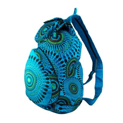 Rucksack Mandala Turquoise