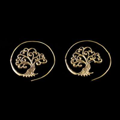 Ohrringe Tree 4