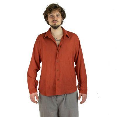 Hemd Tombol Orange