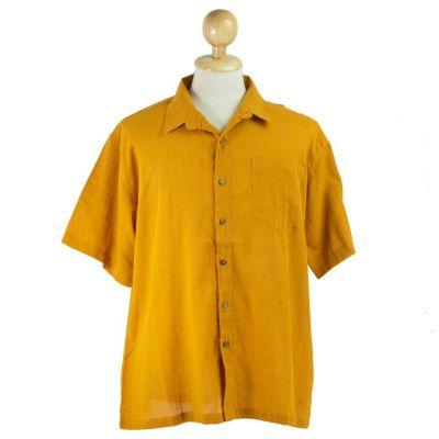 Hemd Jujur Yellow