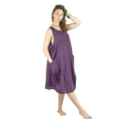 Kleid Kwanjai Purple