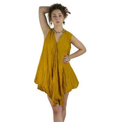 Kleid Prisana Mustard