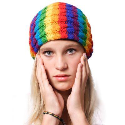Mütze Thakali Rainbow