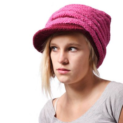 Mütze Pink Bhatti