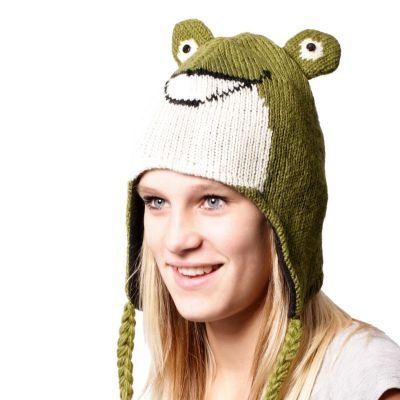 Wollmütze Tree Frog