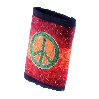 Portemonnaie Hippie