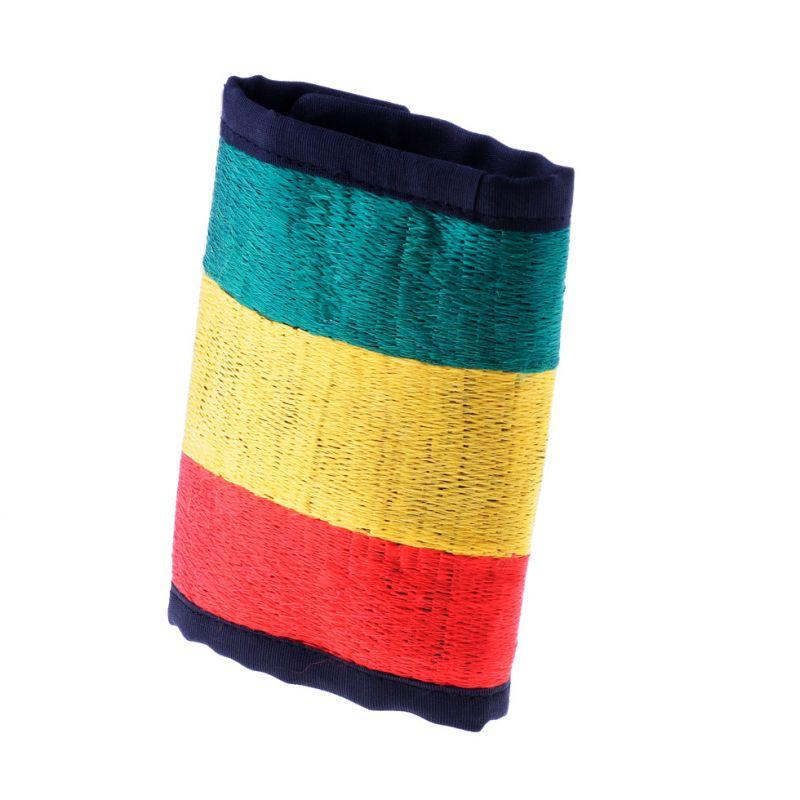 Bestickte Portemonnaie Rastafari