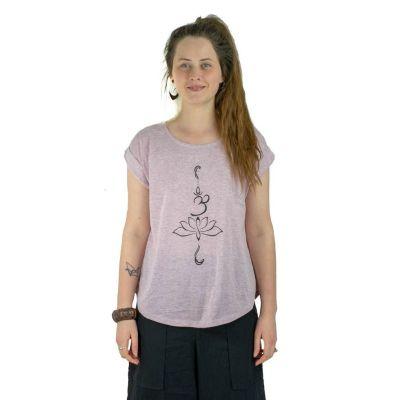 T-Shirt Darika Harmony Pinkish