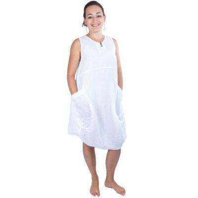 Kleid Kwanjai White
