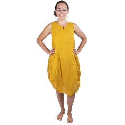 Kleid Kwanjai Yellow