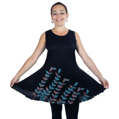 Kleid Gopala Black