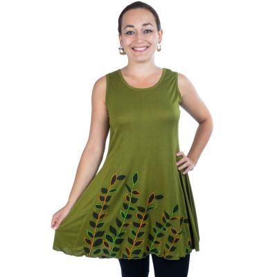Kleid Gopala Green