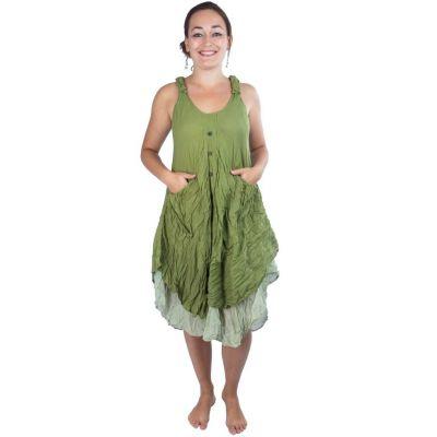 Kleid Nittaya Green