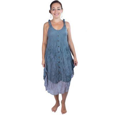 Kleid Nittaya Ocean Grey