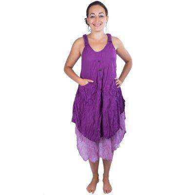 Kleid Nittaya Purple