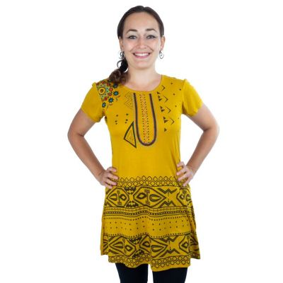 Kleid Chipahua Yellow