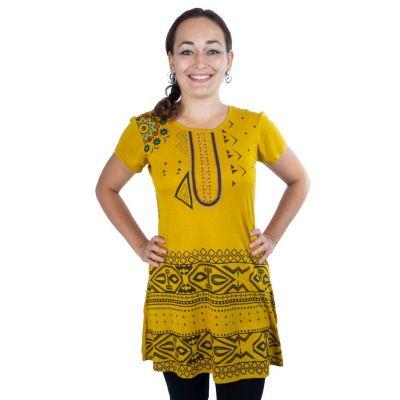 Kleid Chipahua Yellow