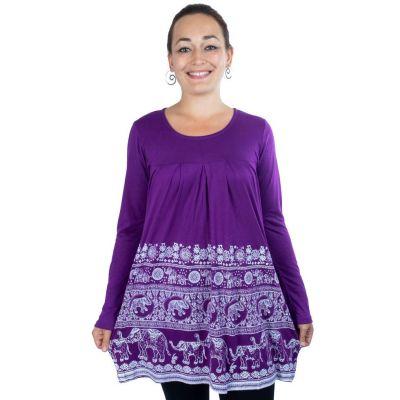 Kleid Myra Purple