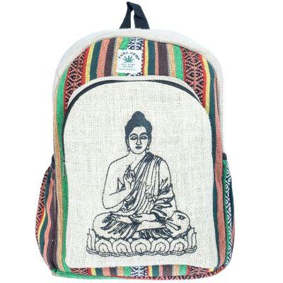 Rucksack Buddha