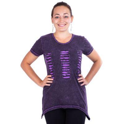 Damen T-Shirt Ehani Ungu