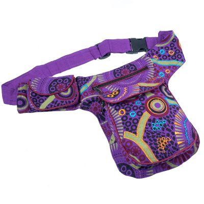 Bauchtasche Evren Purple