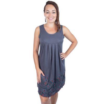 Kleid Binsa Grey