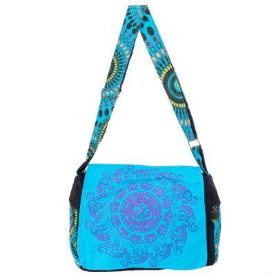 Tasche Om Gajah Turquoise