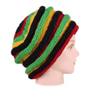 Mütze Sawah Rasta
