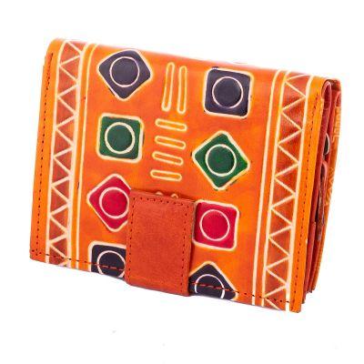 Portemonnaie Faria - orange