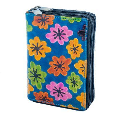 Portemonnaie Kaneera - blau