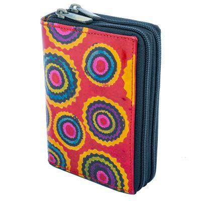 Portemonnaie Yauvani - rot