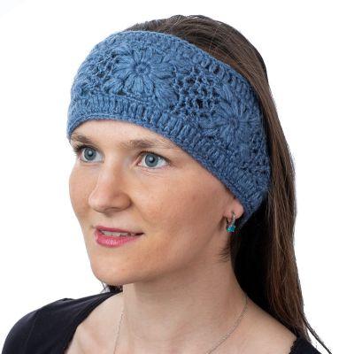 Haarband Bardia Blue