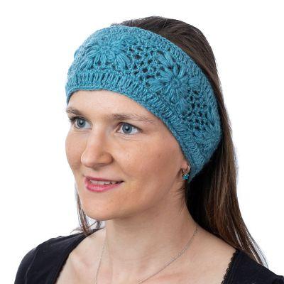 Haarband Bardia Petrol Blue