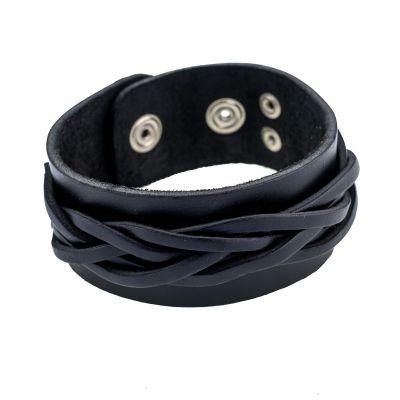 Armband Anyaman Black