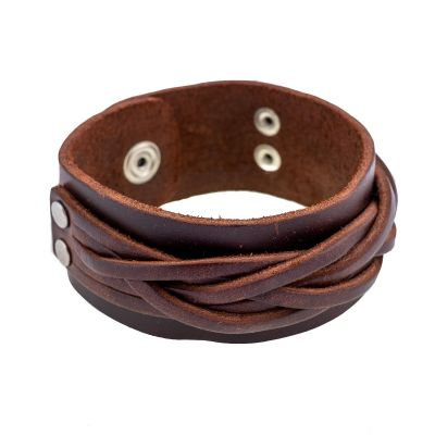Armband Anyaman Brown
