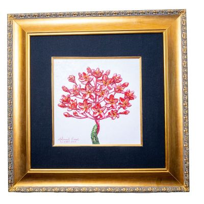 Gemälde Rosa Baum