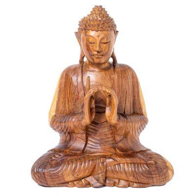 Statue Sitzender Buddha