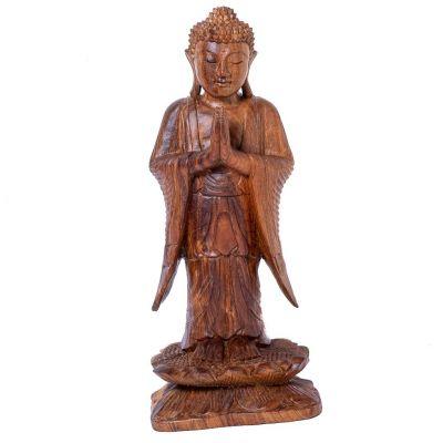 Statue Stehender Buddha