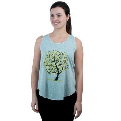 Tank Top Darika Meadow Tree Greenish